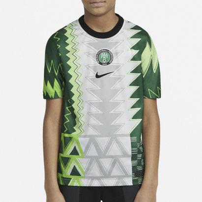 Nigeria Home Shirt 2020 Junior