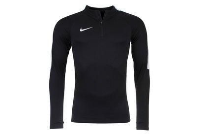 Squad 1/4 Zip L/S Midlayer Football Training Top