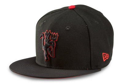 Manchester United 9Fifty Pop Arch Football Snapback Cap
