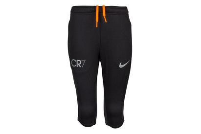 CR7 Dry Squad Kids 3/4 Football Pants