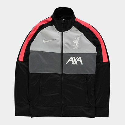 Liverpool Track Jacket 20/21 Kids