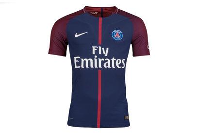 Paris Saint-Germain 17/18 Home Players Match Day S/S Football Shirt