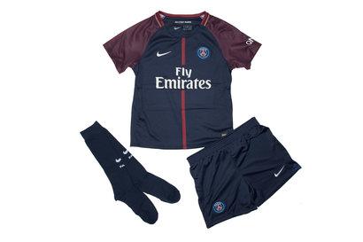 Paris Saint-Germain 17/18 Infants Home Football Kit