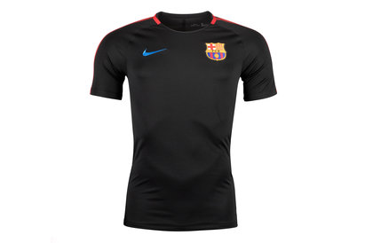 FC Barcelona 17/18 Squad Football Training T-Shirt