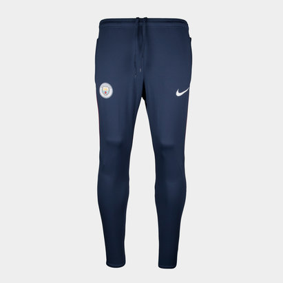 Manchester City 17/18 Dry Squad Football Pants