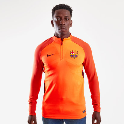 FC Barcelona Strike Football Drill Top