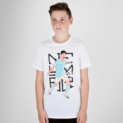 Neymar Dry Fit S/S Kids Hero T-Shirt