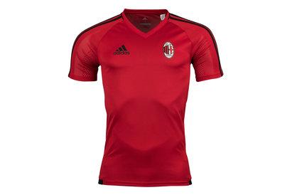AC Milan 17/18 S/S Football Training Shirt