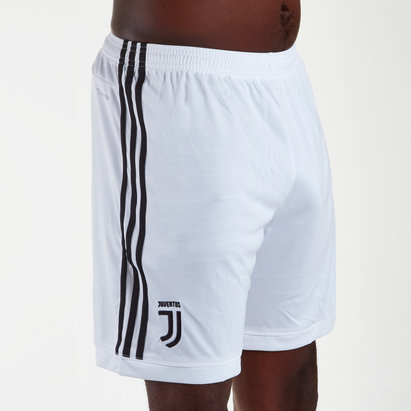 Juventus 17/18 Home Football Shorts