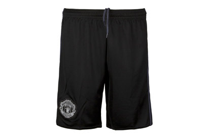 Manchester United 17/18 Youth Home Goalkeepers Shorts