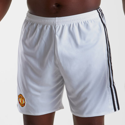 Manchester United 17/18 Home Football Shorts