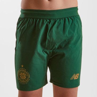 Celtic FC 17/18 Kids Away Football Shorts