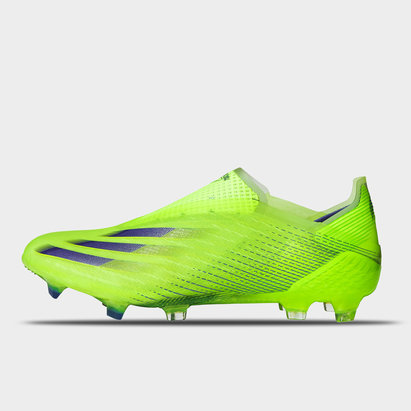 X Ghosted+ Football Boots Firm Ground