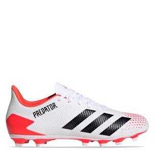 Predator 20.4 Firm Ground Football Boots Mens