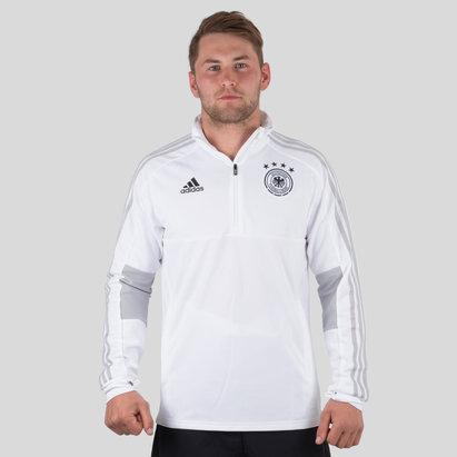 Germany 2018 1/4 Zip Football Training Jacket