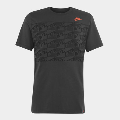 Chelsea FC Crest T Shirt Mens