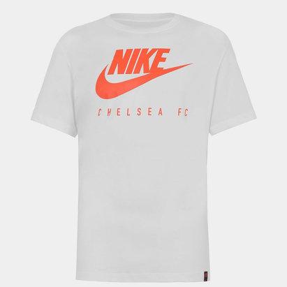 Chelsea FC Ground T Shirt Mens