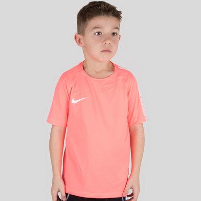 Breathe Squad S/S Kids Football Shirt
