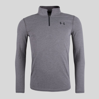 Threadborne Fitted 1/4 Zip L/S Training Top