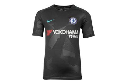 Chelsea FC 17/18 Kids 3rd Stadium Football Shirt