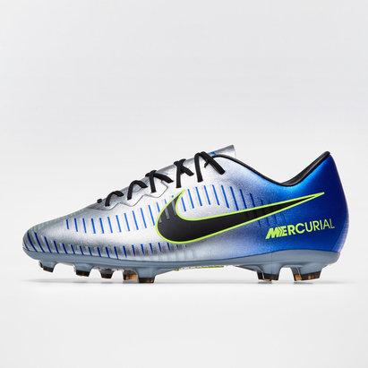 Mercurial Vapor XI Neymar Kids FG Football Boots