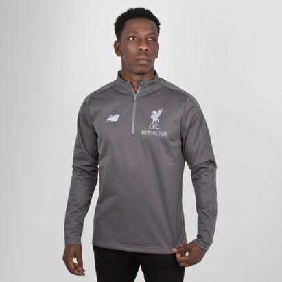 Liverpool FC 18/19 Elite 1/4 Zip Football Training Jacket