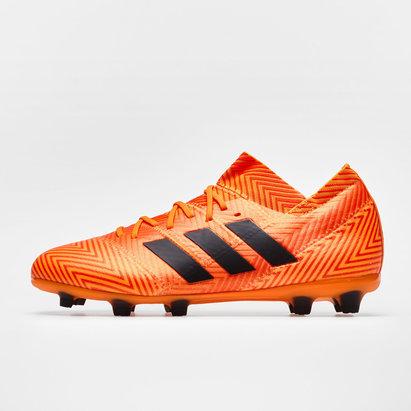Nemeziz 18.1 FG Kids Football Boots