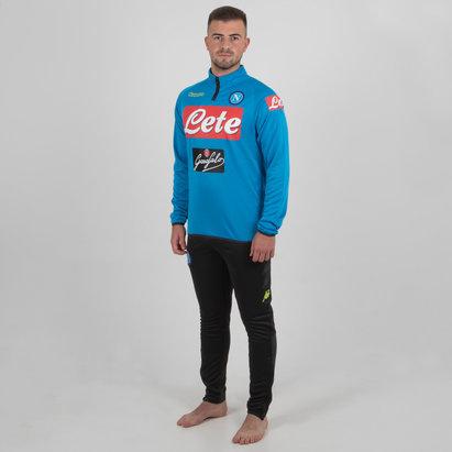Napoli 18/19 Players Football Tracksuit