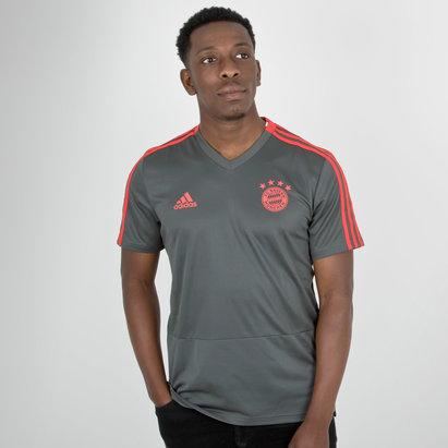 Bayern Munich 18/19 S/S Football Training Shirt