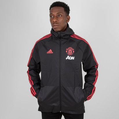 Manchester United 18/19 Football Rain Jacket