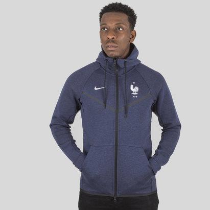 France 2018 Tech Fleece Windrunner Football Jacket
