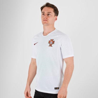 Portugal 2018 Away S/S Stadium Football Shirt