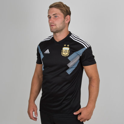 Argentina 2018 Away S/S Football Shirt