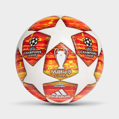 Finale 19 UEFA Champions League 2019 Madrid Official Match Football