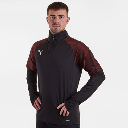 FtblNXT 1/4 Zip Football Training Top