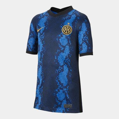 Inter Milan Home Shirt 2021 2022 Junior