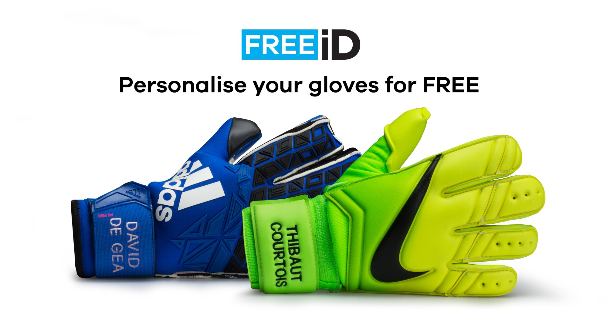 FREE iD - FREE Glove Personalisation 8c8548770145