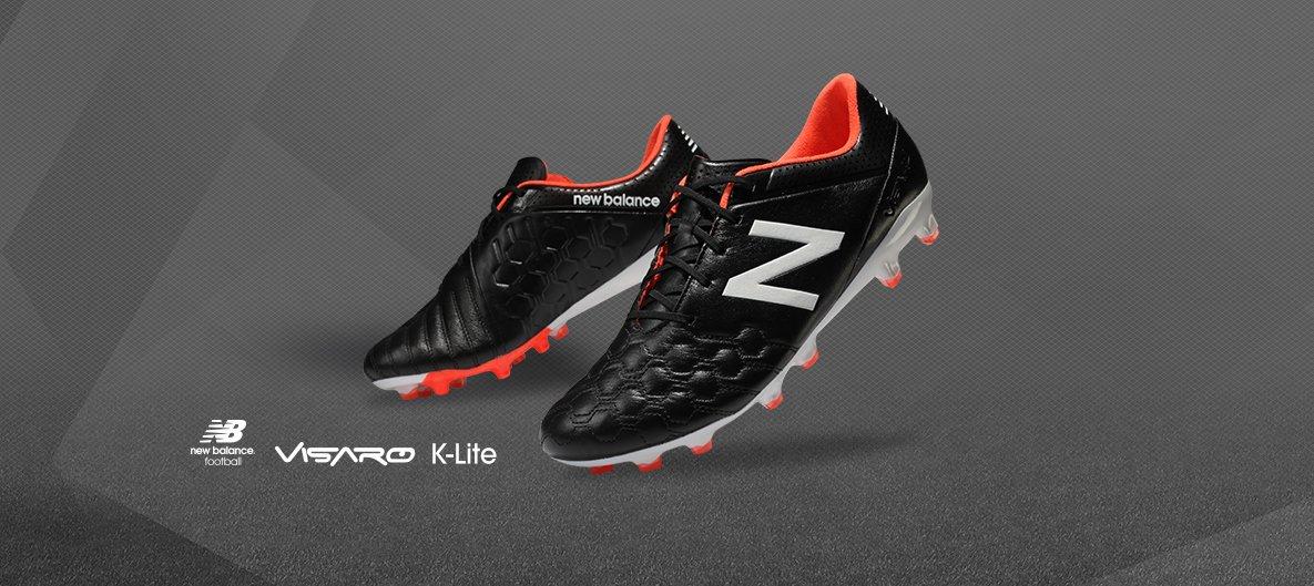 New Balance Visaro K-Leather Football Boot Collection 4bf532d9c9