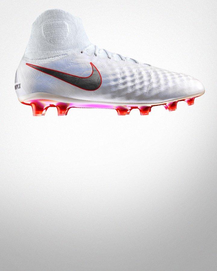 Soldes Nike Magista Obra II FG Youth Soccer Cleats (Deep