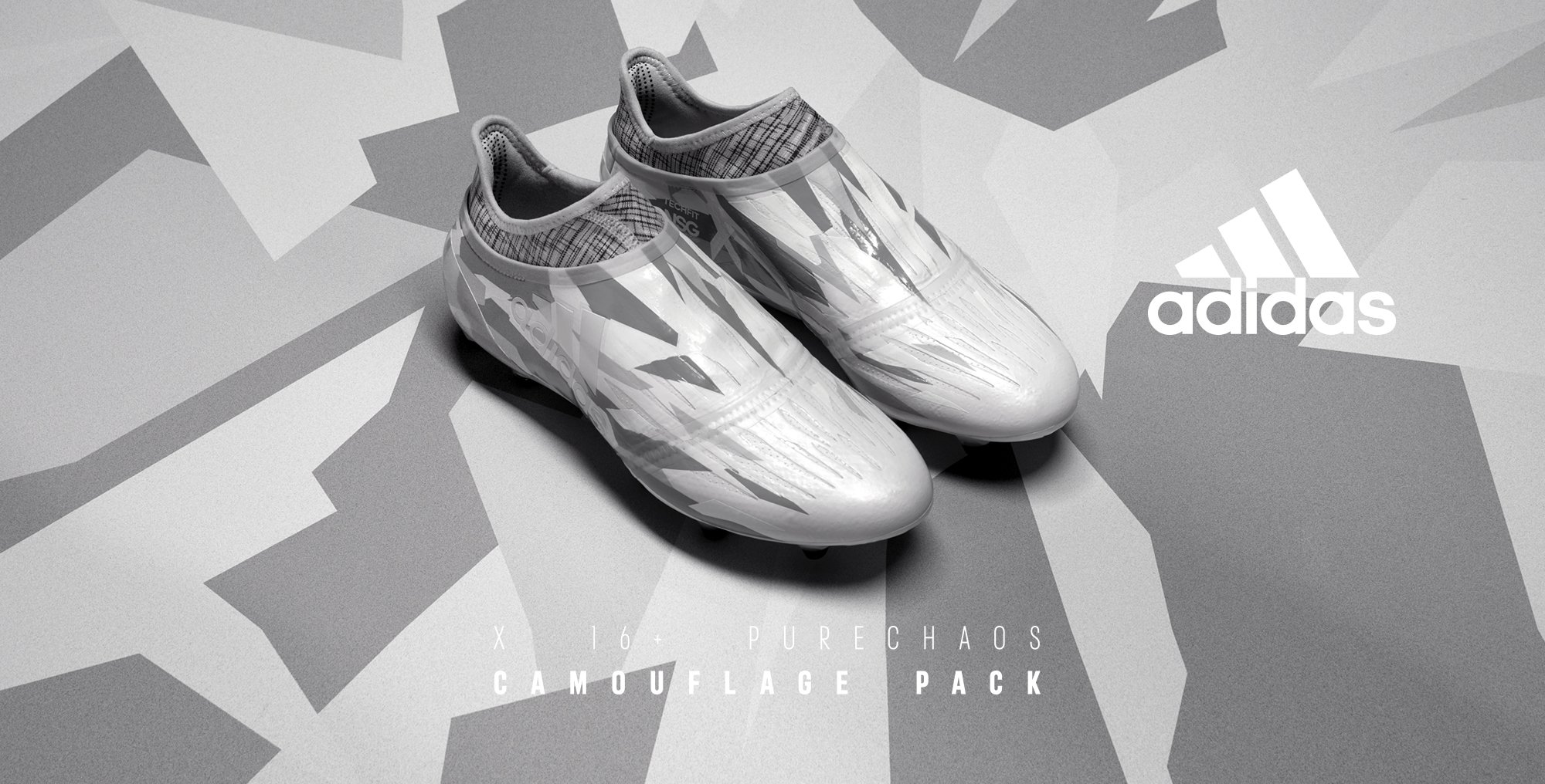 adidas X16 Camouflage Pack