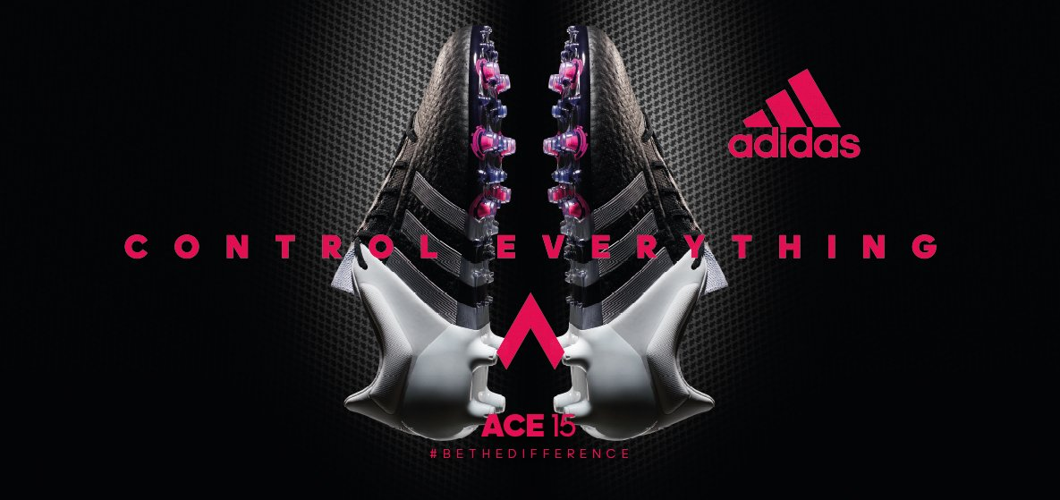 brand new b301c 2ef81 adidas Ace 15 Core Black Pack