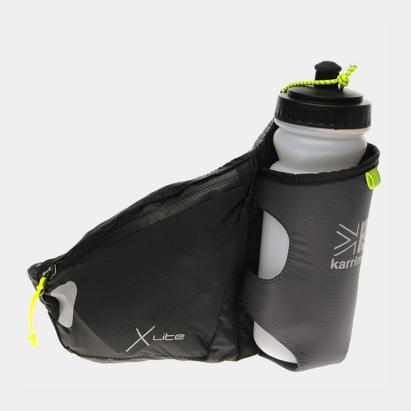 Karrimor X Lite Running Belt and Bottle