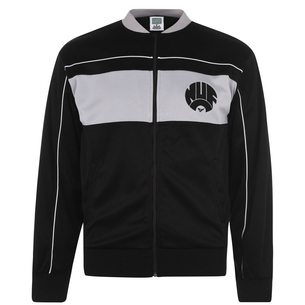 Score Draw Newcastle United 1984 Retro Track Jacket