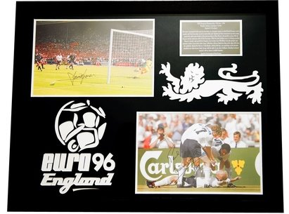 96 Signed Display