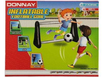 Donnay Inflatable Football Goal