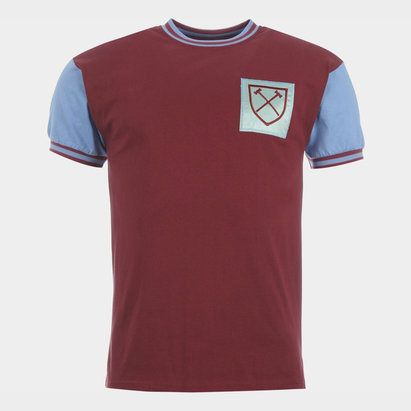 Score Draw West Ham United 66 Home Jersey Mens
