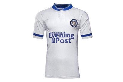 Score Draw Leeds United 1992 Home Retro Football Shirt