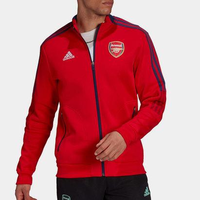 adidas Arsenal Anthem Jacket 2021 2022 Mens