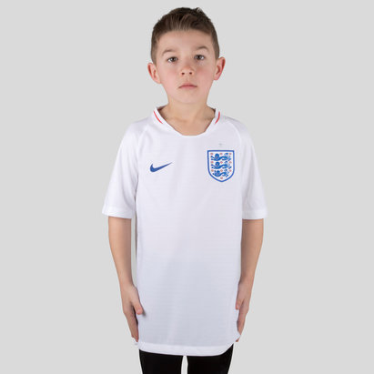 Nike England Home Shirt 2018 Junior