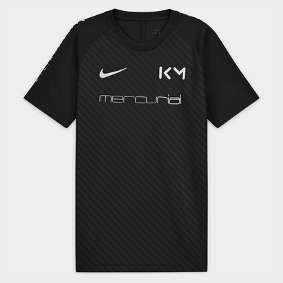 Nike Kylian Mbappe Dry T Shirt Junior Boys